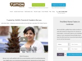 Best Home Tutor in Lucknow -TheTuitionTeacher.com