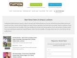 Best Home Tutors in Amausi, Lucknow – TheTuitionTeacher.com
