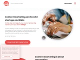 UK content marketing solutions