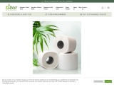 Papier Mache, another fantastic use for your Tiboo bamboo toilet paper