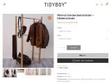 Minimal Garderobenstander – Kleiderstander