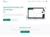 Time Tracking Application | TimeCaptis
