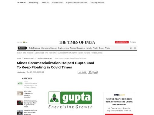 Gupta Coal | Coal is ideally encountered to be the paramount lord in the industrial development phas