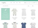 baby sleepsuits | Tiny Twig pvt ltd