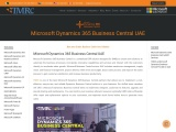 Microsoft Dynamics Business Central Pricing UAE