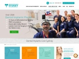 Dental Implants Cost in Sydney is $2850 – Tooth Implant Sydney