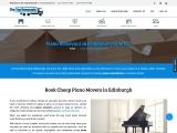 Book Cheap Piano Movers in Edinburgh