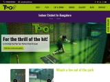 Indoor Cricket Places in Bangalore