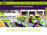 Go Karting places in Bangalore