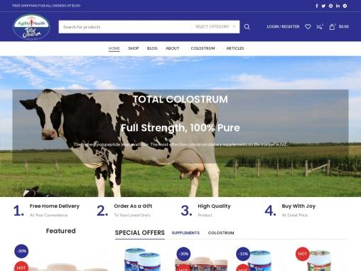 Bovine colostrum for babies,  Bovine Colostrum Tablet Online
