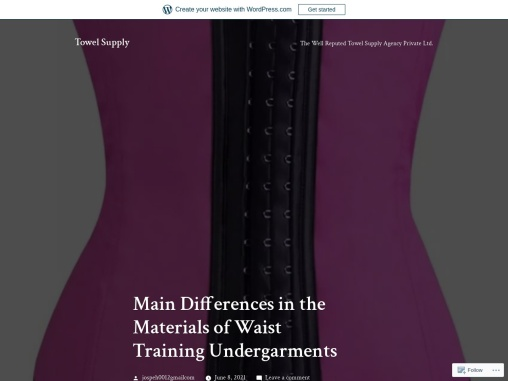 Main Differences in the Materials of Waist Training Undergarments