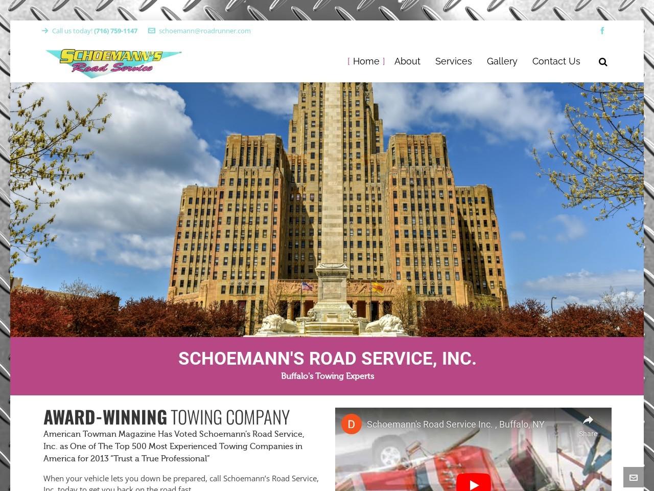 Get Professional Roadside Assistance in Cheektowaga