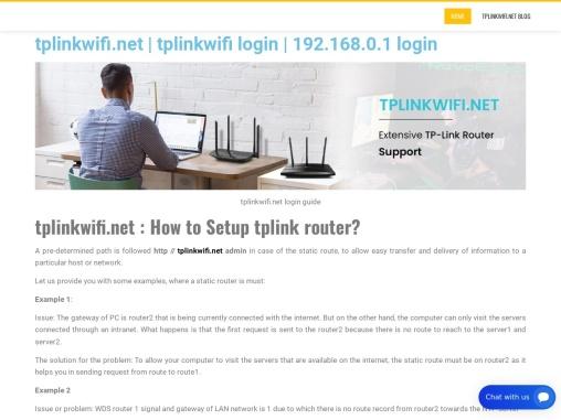 5 ways to setup tplink router via tplinkwifi.net or 192.168.0.254 login