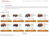 Kubota Tractor – A Tractor with Super Advanced Features