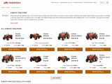 Kubota Tractor in India: Powerful Machine with High Specification