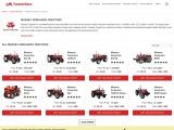 MASSEY FERGUSON 244 DI PM Tractor-TractorGuru