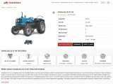Sonalika DI 47 RX-Best Agriculture Tractor