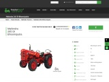 Mahindra 265 |  Mahindra 265 DI Bhoomiputra | TractorGyan