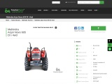 Mahindra Arjun 605 | Mahindra Arjun Novo 605 DI-i 4wd – TractorGyan