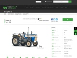 Swaraj 742 | New Latest Swaraj 742 FE Tractor 2021 Price and Features – TractorGyan