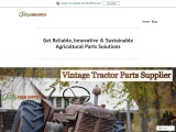 Get Reliable, Innovative & Sustainable Agricultural Parts Solutions