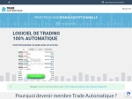 TRADE AUTOMATIQUE: CREER TA MACHINE A CASH - PROMO