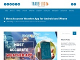 Most Accurate Weather App | TradeFlock