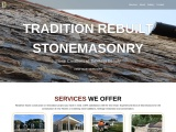 Tradition Rebuilt Stonemasonry