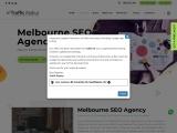 Melbourne SEO Agency   Melbourne SEO Services   Traffic Radius