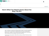 Here's What You Need to Know About the Easy Trip IPO