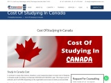 cost of studying in canada – abroad education consultants in delhi