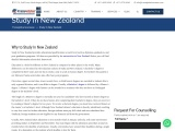 Study In New Zealand- Transglobal Overseas