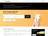 How to Book a Cheap Taxi From Crowborough