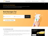 How to Book a Cheap Taxi From Kennington