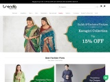 Trendia – Indian Online Store, Buy Indian Products Online in USA and UK