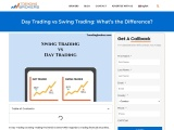 Swing Trading Vs. Day Trading: What's the Difference?