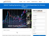 MACD Trading Dynamics 2021– MACD Essentials For Sincere Traders?