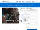 Volatility Trading: What is and How to Trade?