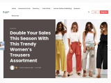Ladies Trousers – New Cotton Trousers For Ladies!