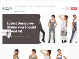 Latest Dungaree Styles – Fashionable Dungaree Styles You Should Fill In!