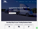 Trucking Business Set Up and MC & DOT Number