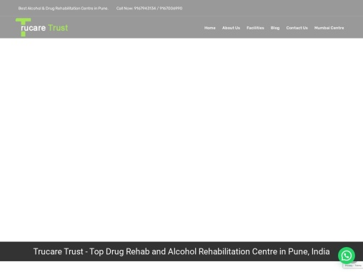 Drug Rehabilitation Centre in Pune
