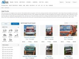 used truck in india – performance, power and price