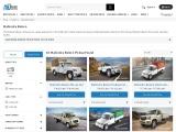 Mahindra Bolero – India's Most Preferred Pickup Truck Models