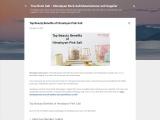 Top Beauty Benefits of Himalayan Pink Salt