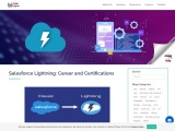 Salesforce Lightning: Career and Certifications