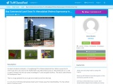 Buy Commercial Land Close To Ahmadabad Dholera Expressway In Dholera Smart City