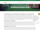 Artificial Grass Landscapers Golf