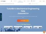 Online mechanical engineering homework help