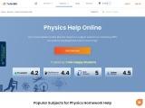 Online Physics Homework Help & Assignment help